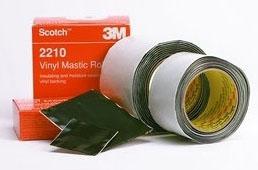 3M 2210-4X10FT 4X10FT MASTIC ROLL