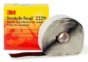 3M 2229-1X10FT MASTIC COMPOUND