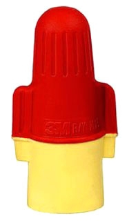 3M Electrical Market Electrical Products 3M R/Y+Jug Red/Yellow Conn at Sears.com