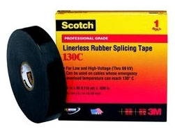 3M 130C-3/4X30FT SPLICING TAPE