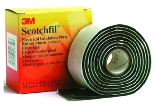 3M SCOTCHFIL INSULATION PUTTY TAPE *****HAZARDOUS MATERIAL**** *****REQUEST DATA SHEET****