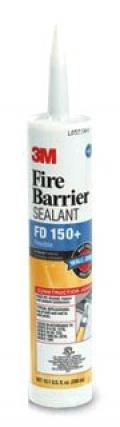 3M FIREDAM-150+10.1OZ CLKCART