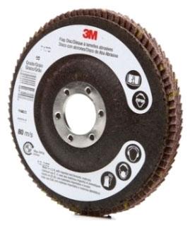 3M 49615 4-1/2X7/8 ABRSV FLAP DISC