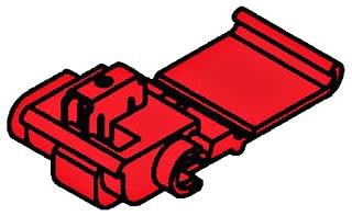 3M 558-BOX SELF-STRIP TAP CONN