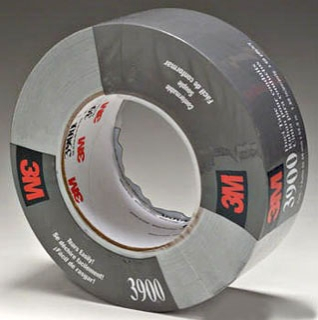 3M 3900-SILVER 48X54.8 DUCT TAPE