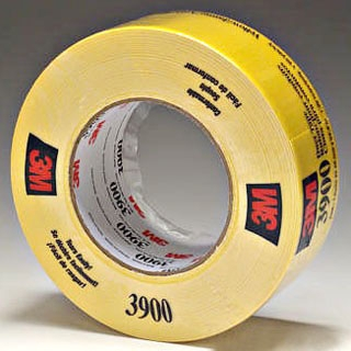 3M 3900-YELLOW 48X54.8M DUCT TAPE