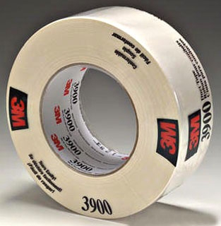 3M 3900-WHITE 48X54.8M DUCT TAPE