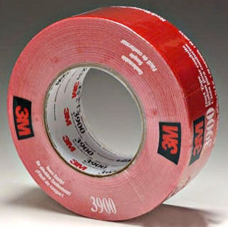 3M 3900-RED 48X54.8M DUCT TAPE