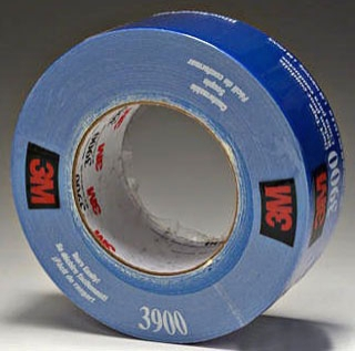 3M 3900-BLUE 48X54.8M DUCT TAPE