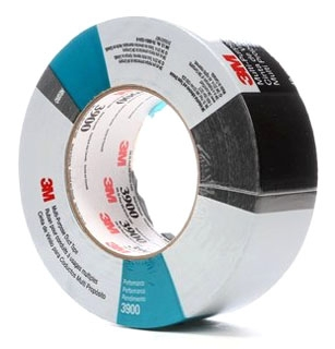 3M 3900-BLACK 48X54.8M DUCT TAPE