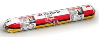 3M CP-25WB+20OZ FIRE BRR CAULK