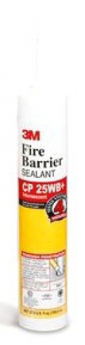 3M CP-25WB+27OZ FIRE BRR CAULK