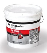 3M CP-25WB+2GAL FIRE BRR CAULK