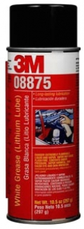 3M 08875 10.5OZ WH GRS LITHIUM LUBE