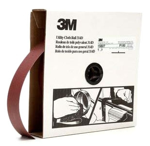 3M 19807 1-1/2X50YD ROLL UTLY CLOTH