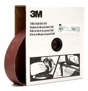 3M 19815 2X50YD ROLL UTILITY CLOTH