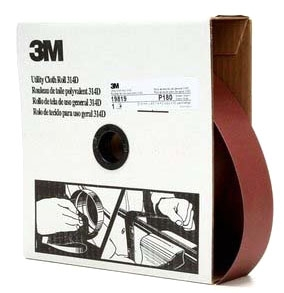 3M 19819 2X50YD ROLL UTILITY CLOTH