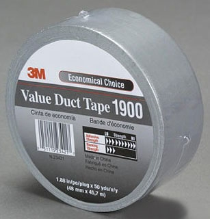 3M 1900-48MM 50 YARD DUCT TAPE
