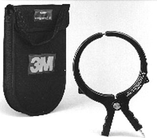 3M 1196 6IN DYNA-COUPLER W/POUCH