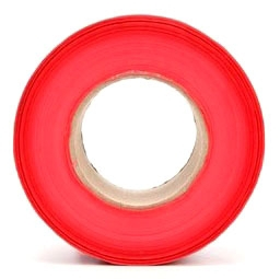 3M 357 3INX1000FT RED CAUTION TAPE