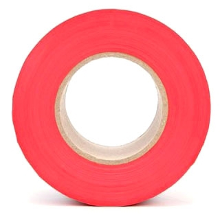 3M 362 3INX1000FT RED CAUTION TAPE