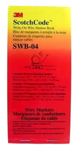 3M SWB-4 WRITE ON BOOK