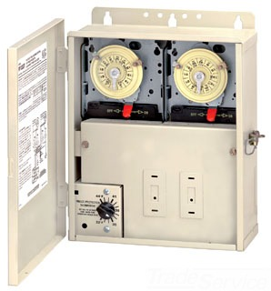 INT-MAT PF1202T POOL CLEANER TIMER