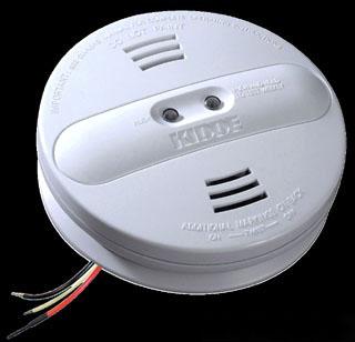 KIDDE 21007915 120V SMOKE ALARM Product Image