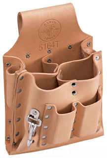 Klein 5164t Large Pocket Tool Pouch Only Available In