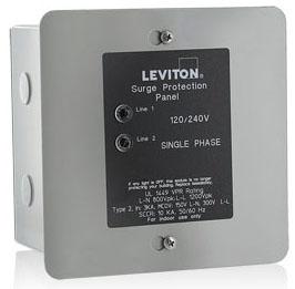 LEVITON 51120-1 : 3W PANEL PROTECTOR