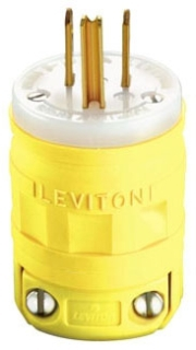 Leviton Mfg Co. Leviton 1447 2P3W 15A 125V Plug at Sears.com