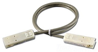 Leviton Mfg Co. Leviton 5G220-10S 10Ft Gry Patch Cord at Sears.com
