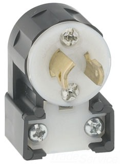 Leviton Mfg Co. Leviton Ml2-Ap 2P3W 15A 125V Lkg Plug at Sears.com