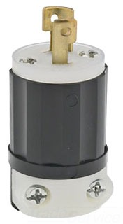 Leviton Mfg Co. Leviton Ml2-P 2P3W 15A 125V Lkg Plug at Sears.com