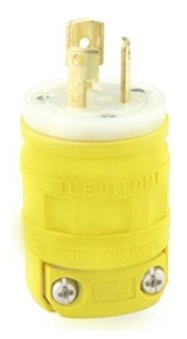 Leviton Mfg Co. Leviton 2447 2P3W 15A 125V Lckng Plug at Sears.com