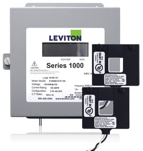 LEVITON 1K240-1W 100A 1PH ENERGY BNDL KIT
