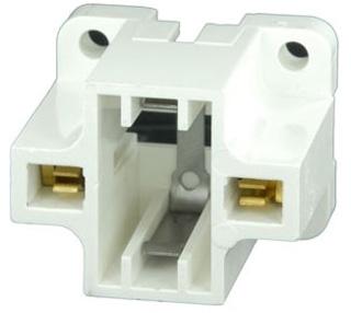 LEVITON 26719-400 : SCR-DOWN CFL LAMPHOLDER