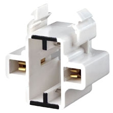 LEVITON 26720-100 : SNAP-IN CFL LAMPHOLDER