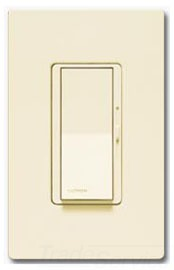 LUTRON ELECTRONICS Lutron Dvelv-300P-La Diva Electronic Low Volt 300 Wsingle Pl Preset Light Almond at Sears.com