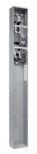 Milbank NU8980-0-KK Circuit Breaker Pedestal Comb **Field Installed Circuit Breaker Required**