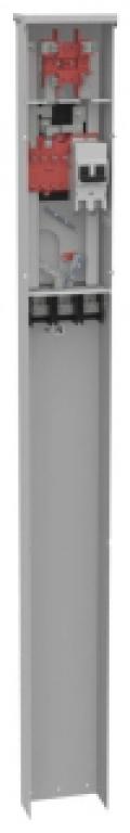 Milbank Mpap 200 78 200a Meter Pedestal Gordon Electric