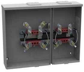 Milbank Meter Sockets Com Ed Gordon Electric Supply Inc