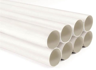 "Nutone 380-8 - 8' 2"" PVC Tubing ***THIS PRODUCT CANNOT SHIP VIA UPS***"