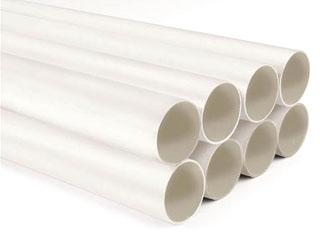 """Nutone 380-8 - 8' 2"""" PVC Tubing"""