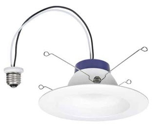 SYLVANIA 74405 LED/RT/5/6/625/830 3000K LED RECESSED DOWNLIGHT KIT REPLACING UP TO 60W