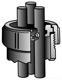 Oz G Kr 500 5in Sealing Bushing Gordon Electric Supply Inc