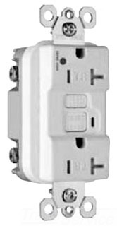 Pass & Seymour Inc Wiring Devices & Accessories Pass & Seymour 2095-Trlacc10 20A 120V Gfci Rcp at Sears.com