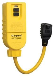 P Amp S 1594 Cs1m 15a Port Gfci 1 Cord Set Man Reset