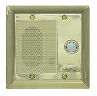 PASS & SEYMOUR F7596-SB : MODULE INTERCOM DOOR GF SB