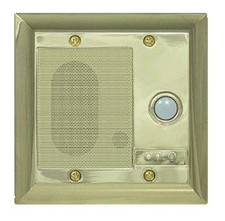 PASS & SEYMOUR F7596-SB : MODULE INTERCOM DOOR GF SB